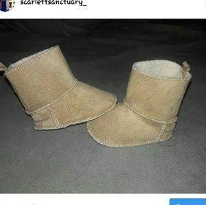Infants Boots 3/6m